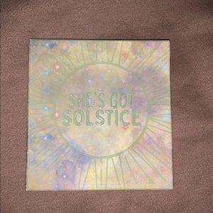 Colourpop She's Got Solstice Palette